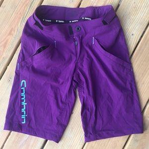 Sombrio women's xs mountain bike shorts Mtb shorts